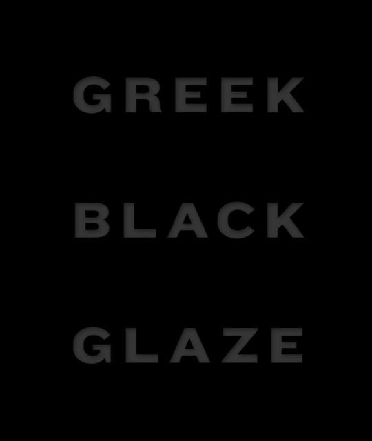 Black Glaze Catalogue