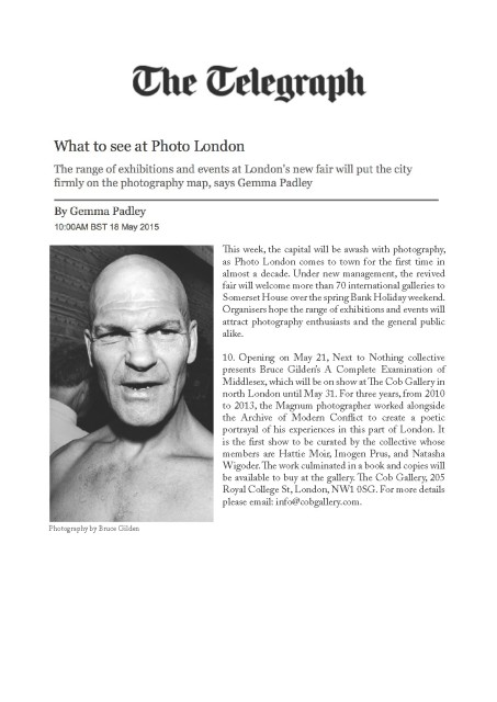 What to see at Photo London