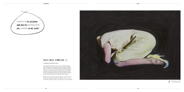Express yourself Four Soho House members, working across varied disciplines, take on the task of examining and explainin