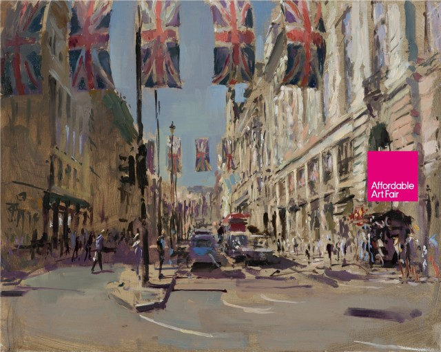 Affordable Art Fair, Battersea