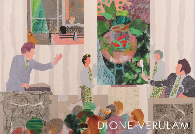 Dione Verulam, Any Bidders