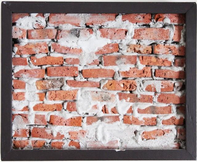 Ignacio Mendia, Brick Wall