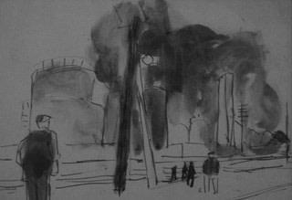 Josef Herman, Untitled