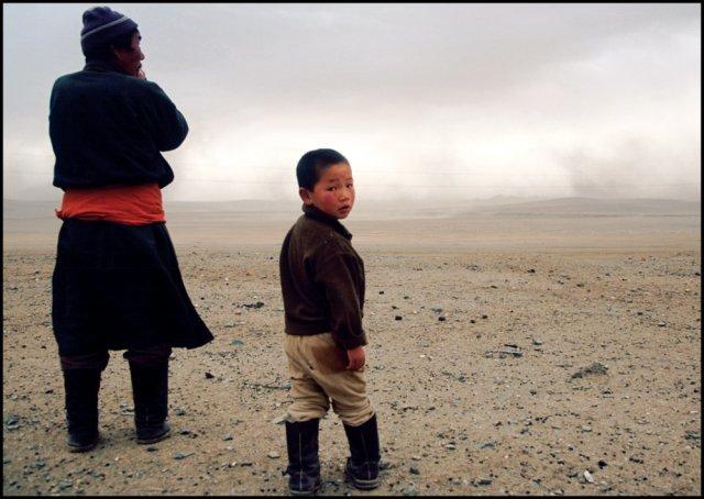 Ohad Maiman, Storm (Mandalgovi, Mongolia), 2006