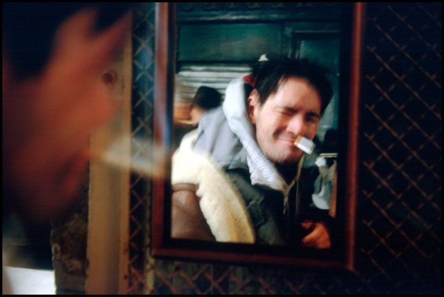 Ohad Maiman, Jack Kerouac's ghost as a Hobo in Paris (Paris, France), 2006