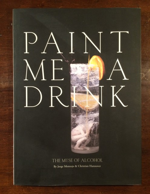 Paint Me a Drink, The Muse of Alcohol