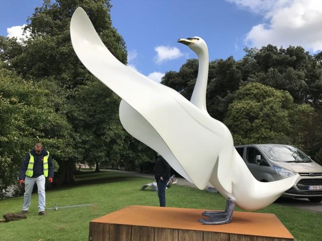 Mark Dedrie - Royal Botanic Gardens, London