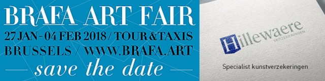 Win tickets for BRAFA 2018