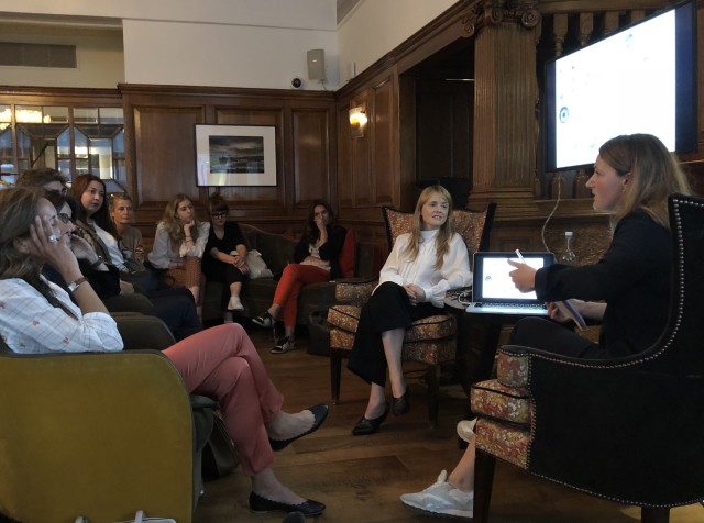Noémie Goudal in conversation with Emma Lewis
