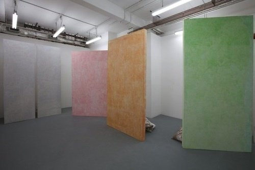 Jodie Carey: Slabs Install at Edel Assanti 2013