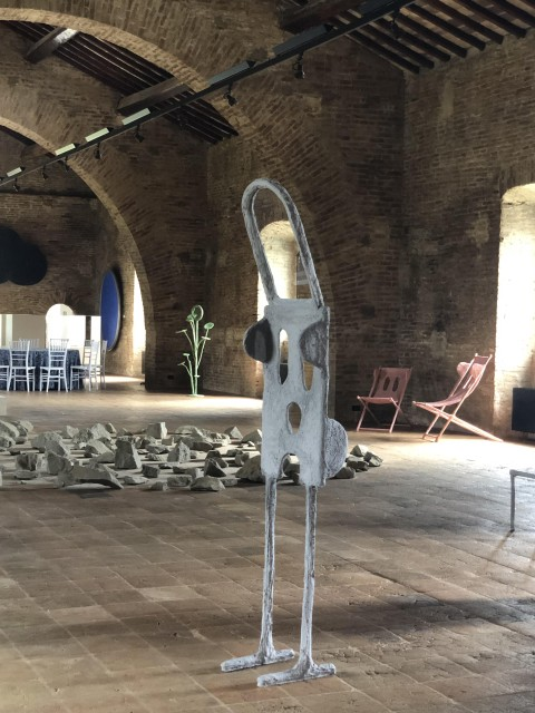 Oren Pinhassi at Castello San Basilio