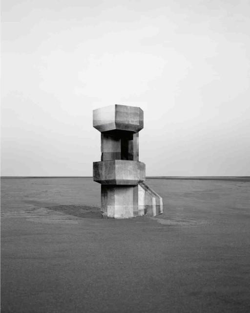 Noemie Goudal, Observatoire I, Lambda print, 60 x 50 cm./ 150 x 120 cm., 2013