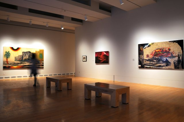 Install Shot, Arizona State University Museum