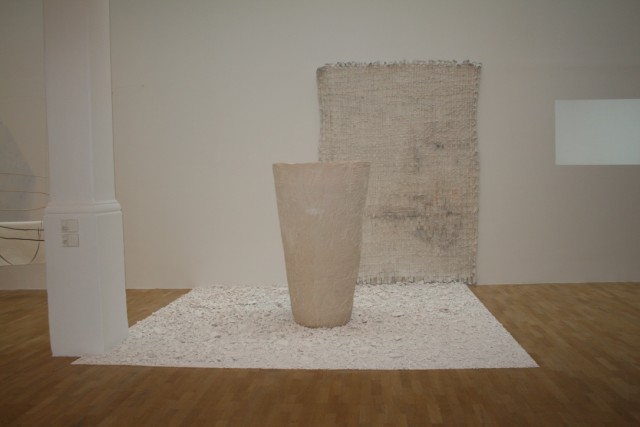 Jodie Carey at the London Open 2015, the Whitechapel Gallery's triennal exhibition