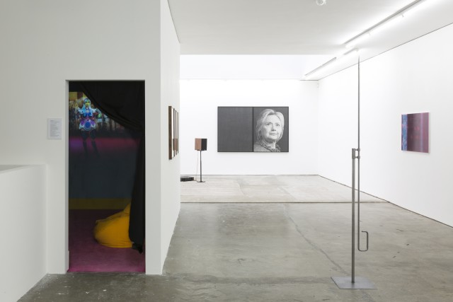 """Installation view of """"We are the people. Who are you?,"""" 2019, at Edel Assanti, London.  Will Amlot/Courtesy Edel Assanti"""