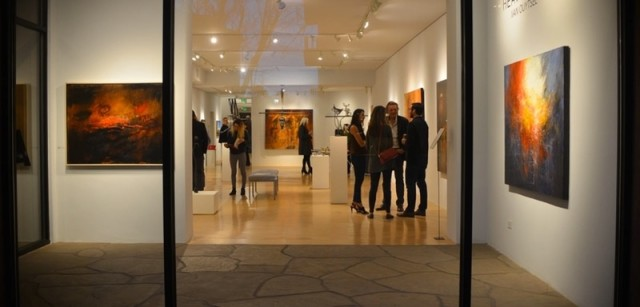 Ellsworth Gallery in Santa Fe, NM