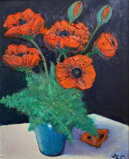 David Lloyd Griffith, Scarlet Poppies