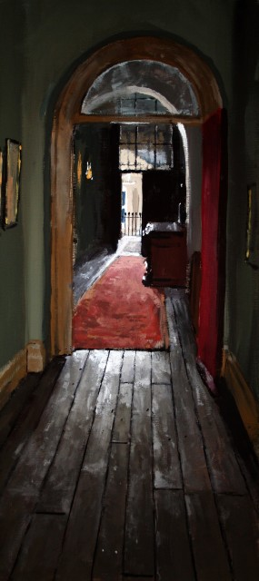 Matthew Wood, Main Corridor