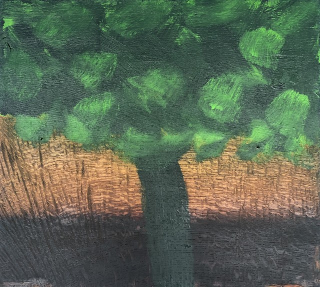 Robert Pitwell, In the Shadow of a Tree