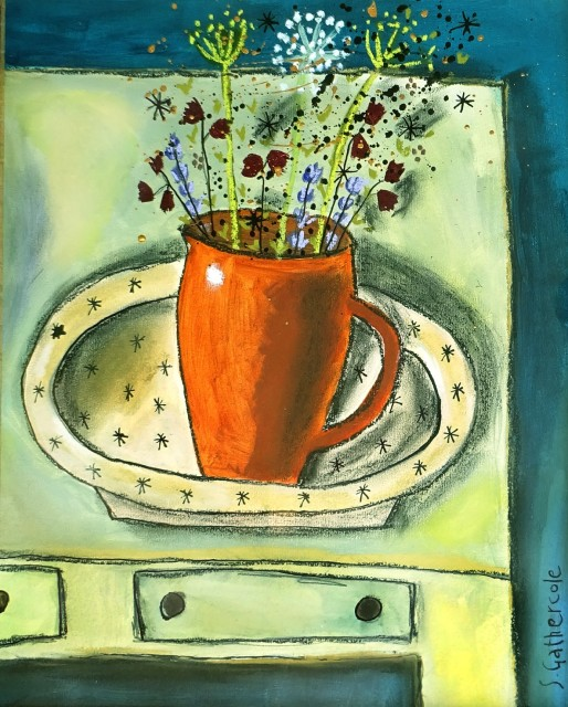 Susan Gathercole, Autumn Table