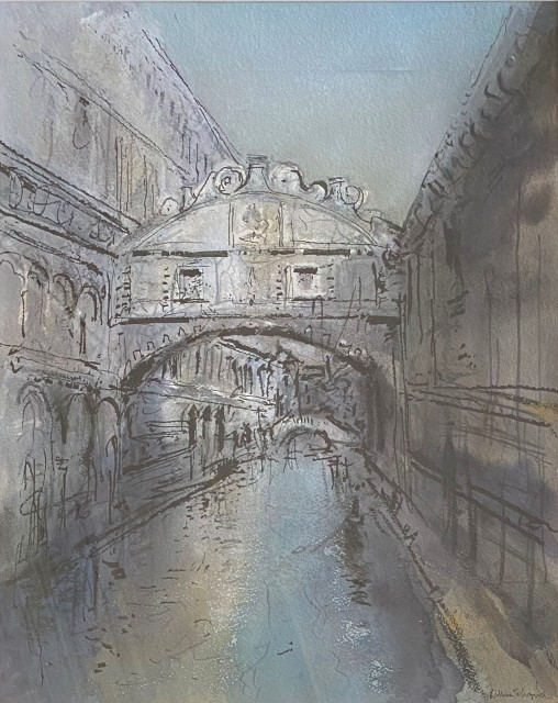William Selwyn, The Bridge of Sighs II
