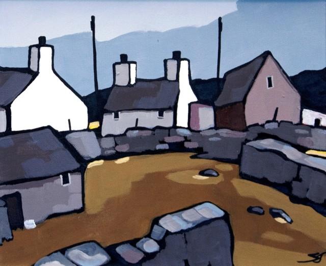 Stephen John Owen, Cottage, Nantlle
