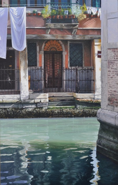 Early Morning, Venice