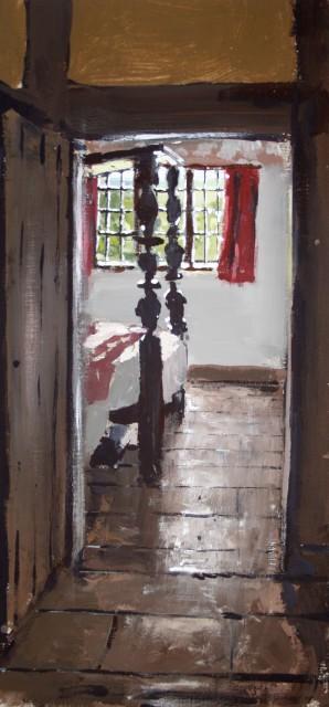 Cwmmau Farmhouse - Porch Room