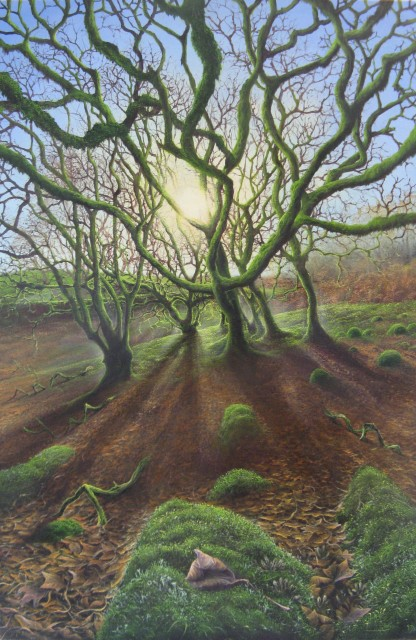 <span class=&#34;artist&#34;><strong>Gerald Dewsbury</strong></span>, <span class=&#34;title&#34;><em>Looking into the Sycamore</em></span>