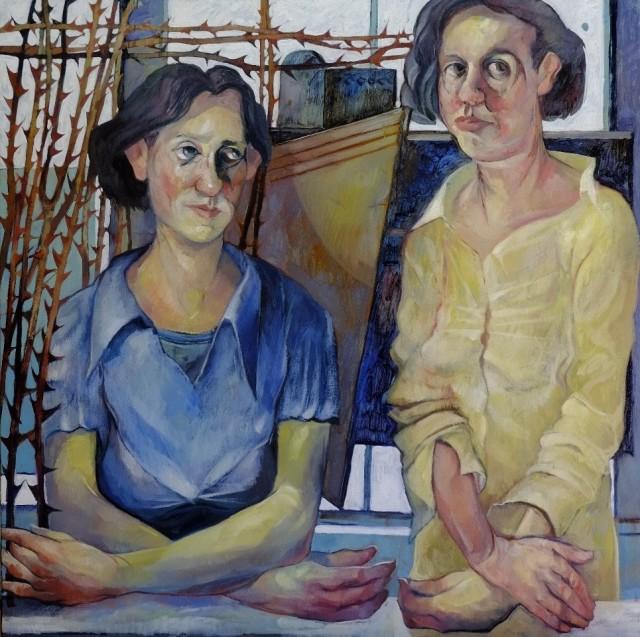 <span class=&#34;artist&#34;><strong>Steve des Landes</strong></span>, <span class=&#34;title&#34;><em>Sister II</em></span>