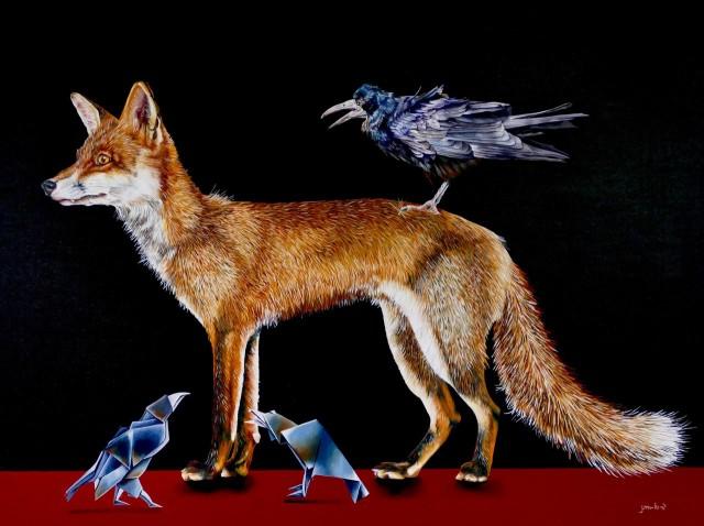 Jane Ford, The Neighbourhood Watch Cry Wolf