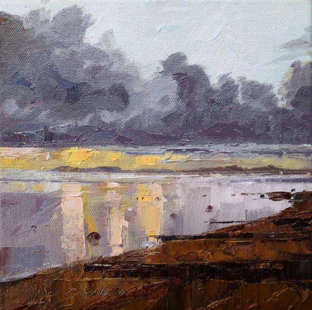 David Grosvenor, Sunset, Criccieth VI