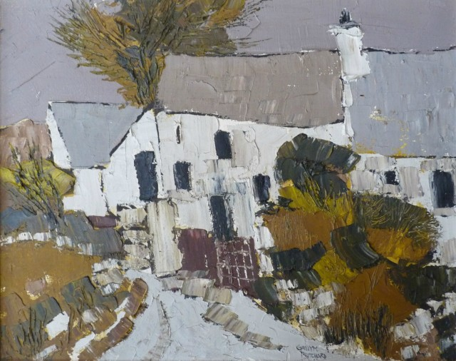 Gwilym Prichard, Welsh Farmhouse