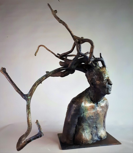 Sharon Griffin, Wise Woman - Bronze