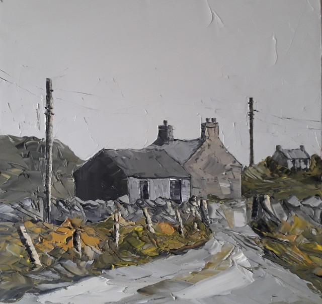 Martin Llewellyn, Farm near Brecon