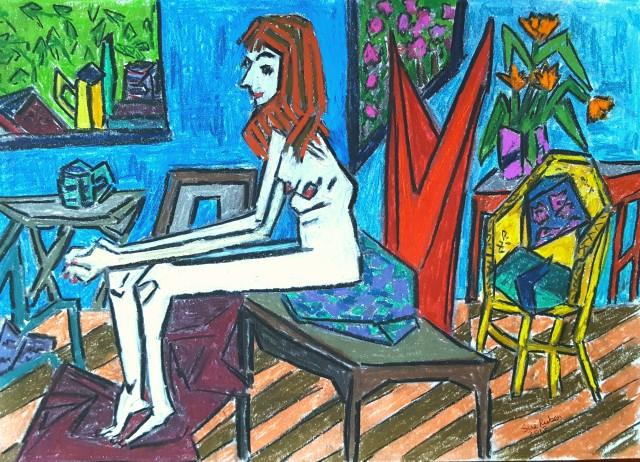 Sue Ruben, Waiting for the Big Idea