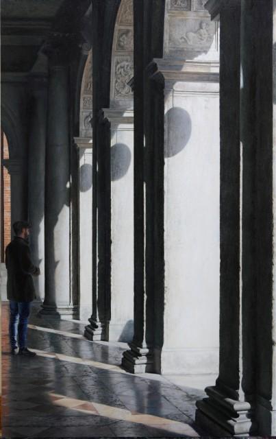 Mike Briscoe, Contemplation, San Marco