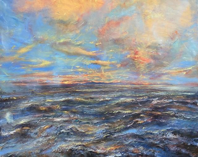 Iwan Gwyn Parry, Last Light Dun Laoghaire