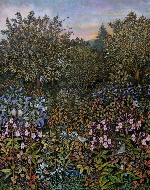 Barbara Winrow, Apple Tree