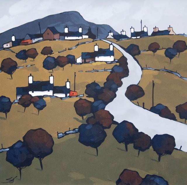 Stephen John Owen, The Road to Fron