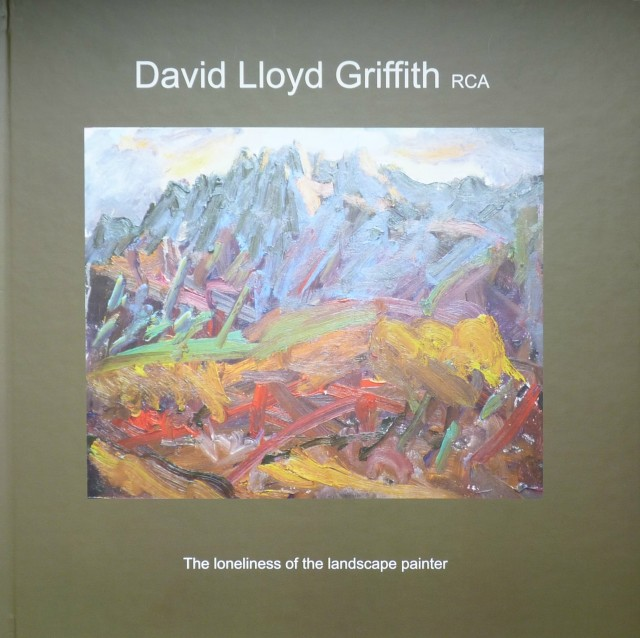 David Lloyd Griffith RCA, The Loneliness of the Landscape Painter