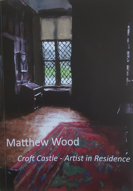 Matthew Wood Artist in Residence - Croft Castle