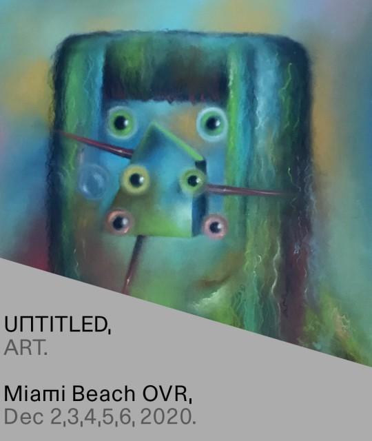 Untitled, Art Miami Beach, Fiumano Clase exhibiting at Untitled, Art Miami Beach OVR