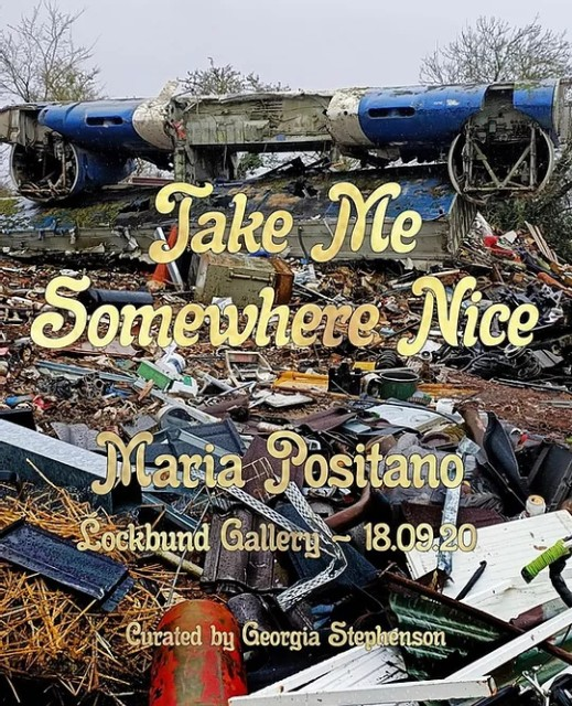 "Maria Positano - Take ""Me Somewhere Nice"""