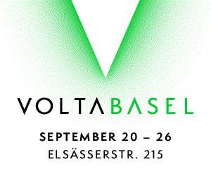 Sam Burford and Anikó Kuikka at Volta Basel 2021