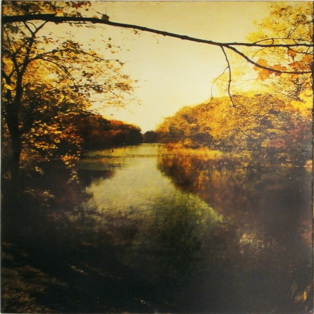 Dorothy Simpson Krause, Misty River, 2011