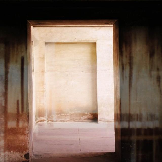 Dorothy Simpson Krause, Pink Door, 2005