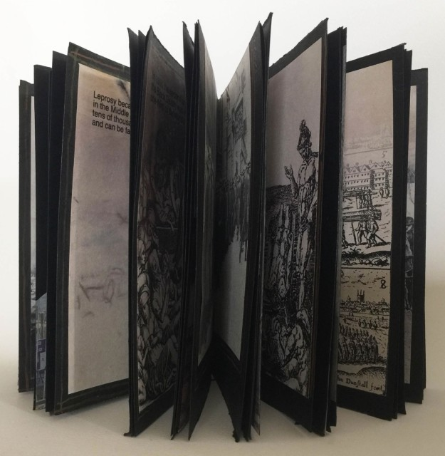 Dorothy Simpson Krause Pandemic 2020 Artist Book