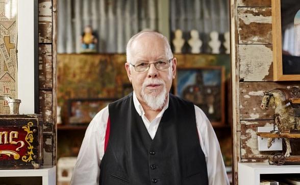Sir Peter Blake RA