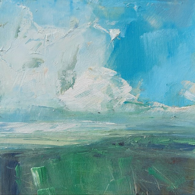 Springtime, An on-line Group Exhibition of Contemporary and Applied Art